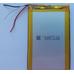 Аккумуляторная батарея 4000 mAh на планшет 3,7V