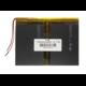 Аккумулятор 3.7 вольт 7600 mAh LG 2 провода