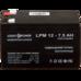 Аккумулятор AGM LPM 12 - 7,5 AH